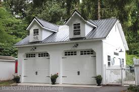 metal roof shed dormer roofing decoration