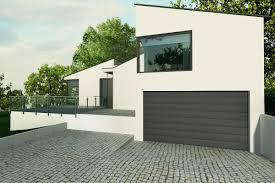 4 bedroom contemporary style house steel framed homes