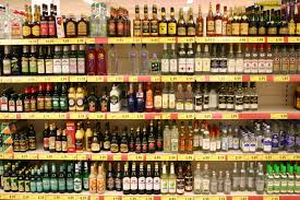 Liquor Display Shelves by Liquor Store Cited For Selling Alcohol To Minor Canyon News