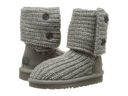 s cardy ugg boots grey ugg cardy toddler kid big kid at zappos com
