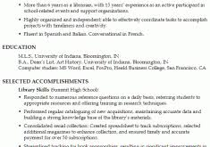 Librarian Resume Example by Download Cosmetology Resume Haadyaooverbayresort Com