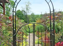 Ideas For Metal Garden Trellis Design Garden Trellises And Arbors Garden Trellis Design Stunning