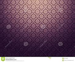Purple Damask Wallpaper by Purple Damask Pattern Background Stock Illustration Image 85134696