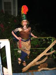 Aztec Halloween Costume Halloween Archives Slow Southern Style