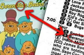 berestein bears the mandela effect the berenst ae in bears conspiracy