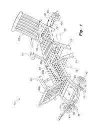 Beach Lounge Chair Png Patent Us8297642 Dual Chair Beach Wagon Google Patents