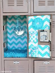 Ideas For Locker Decorations 25 Diy Locker Decor Ideas For More Cooler Look