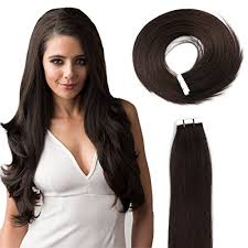 22 inch extensions 22inch in hair extensions human hair in brown