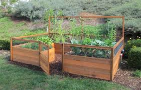 cool garden ideas photo of well gardens raised beds and vegetable