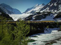 Girdwood Alaska Map by Coastal Classic Railroad Train From Anchorage To Seward