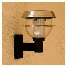 Outdoor Solar Wall Sconce 11 Best Outdoor Solar Lights Images On Pinterest Solar Lights