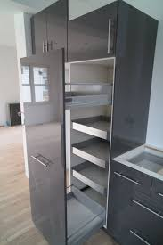 Grey Bathroom Wall Cabinet Genial Metal Kitchen Pantry Cabinet Stunning Grey Colored Design