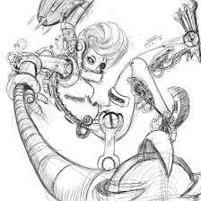 rough sketch fanart slardar dota2 by naihoytamin on deviantart