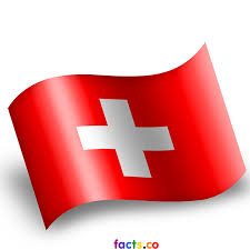 White Flag With Red Cross On Blue Square Switzerland Flag All About Swiss Flag Colors Meaning