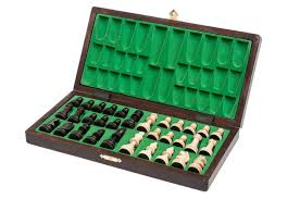 the magnetic chess set and board combo house of staunton