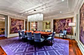 Dining Room Table For 10 The Royal Suite In Montreal Canada Ritz Carlton Montreal