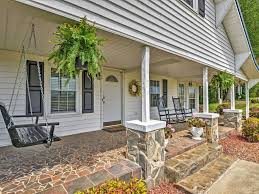 Wrap Around Porch by 2br Dobson Farmhouse W Wraparound Porch Homeaway Dobson