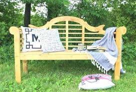 diy outdoor lutyens bench buildsomething com