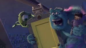 finding boo u0027s door monsters disney video