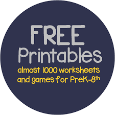 123 homeschool 4 me free printables