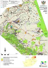 Drakensberg Mountains Map Maps Nuleaf Planning And Environmental