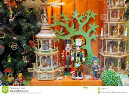 Christmas Decorations For Shops Displays by Christmas Shop Window Royalty Free Stock Photo Image 34226115