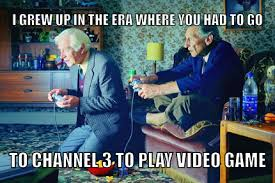 Old Fart Meme - yes i m an old fart join old farts gamers on facebook meme