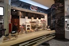 Interior Restaurant Design Ideas Cheap Awesome Fast Food - Fast food interior design ideas