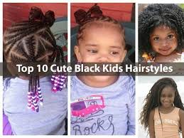 25 latest cute hairstyles for black little girls hairstyle for women