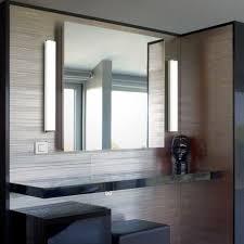 Bathroom Vanity Side Lights Bathroom Mirror With Vertical Side Lights Mirror Mirror On The