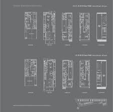 verdana villas floor plan house 13 15 17 39 41 43 45 verdana villas