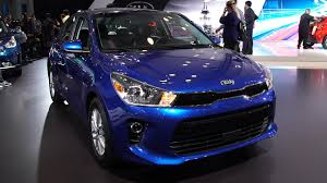 2018 kia rio preview consumer reports