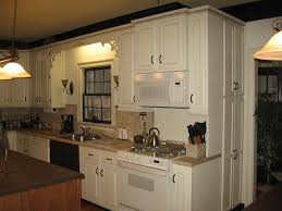 Diy Blue Kitchen Ideas Kitchen Ideas For Repainting Kitchen Cabinets Spray Painting