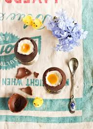 filled easter eggs cheesecake filled chocolate easter eggs keeprecipes your