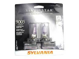 sylvania mustang silverstar light bulbs 9005 9005st bp2 free