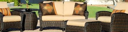 Wicker Loveseat Patio Furniture - nci dunemere wicker love seat
