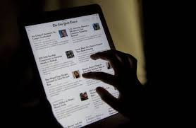 the new york times has apple pulls new york times app from china store wsj