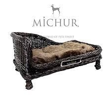 divanetto vimini michur susi divanetto per e gatto cesta per cani in vimini
