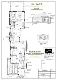 homes for narrow lots narrow lot house plans modern style design colors small for