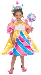girls candy costume girls deluxe candy princess costume