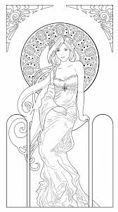 120 best coloring pages fairies and females images on pinterest