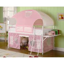 gorgeous design loft beds for girls ideas with wrought iron