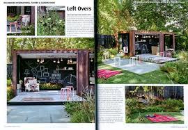 ian barker gardens in outdoor design u0026 living magazine u2013 issue 29