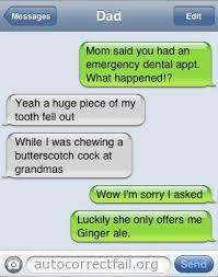 Failed Text Message Memes Com - autocorrect fail hilarious auto correct blunders and funny texts