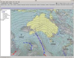 Wind Direction Map Australian Integrated Forecast System Wikipedia
