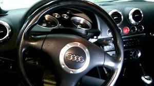 tanin auto electronix 2000 2006 audi tt speedometer removal