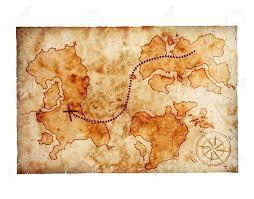 Blank Treasure Map by Old Treasure Map Stock Photos Royalty Free Old Treasure Map