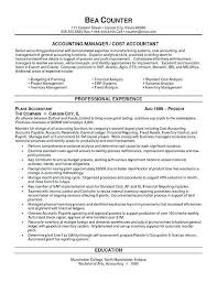 business manager sample resume examples of accomplishments on a resume achievement examples for