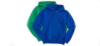 hooded sweatshirts in recent memory