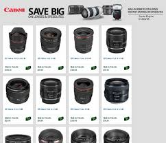 canon dslr camera deals black friday update 2 black friday u0026 cyber monday deals on canon gear hd